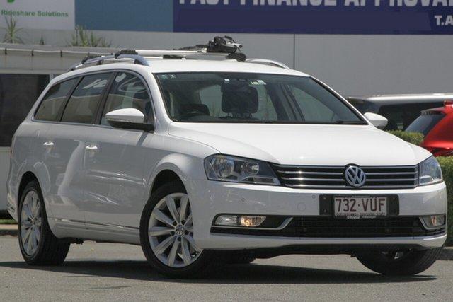 Used Volkswagen Passat 118TSI DSG, Bowen Hills, 2014 Volkswagen Passat 118TSI DSG Wagon
