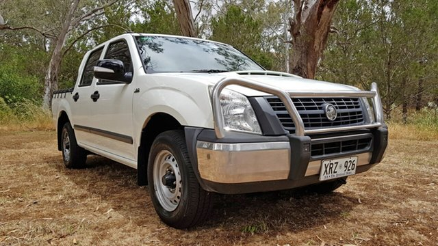 Used Holden Rodeo LX Crew Cab 4x2, Tanunda, 2008 Holden Rodeo LX Crew Cab 4x2 Utility