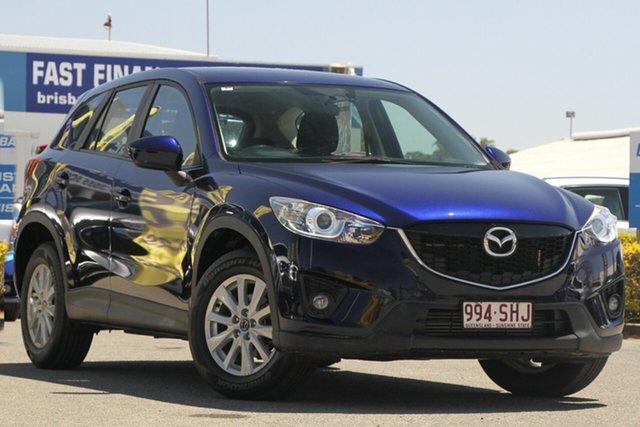 Used Mazda CX-5 Maxx SKYACTIV-Drive AWD Sport, Bowen Hills, 2012 Mazda CX-5 Maxx SKYACTIV-Drive AWD Sport Wagon