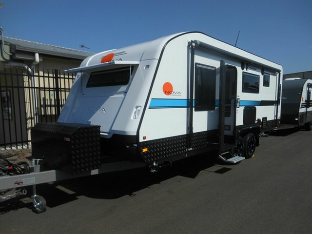 Discounted New Nova Family Escape Z Series 196-8C [NC4404], Pialba, 2019 Nova Family Escape Z Series 196-8C [NC4404] Caravan