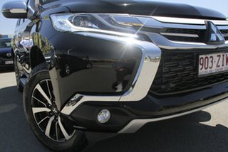 2016 Mitsubishi Pajero Sport Exceed Wagon.