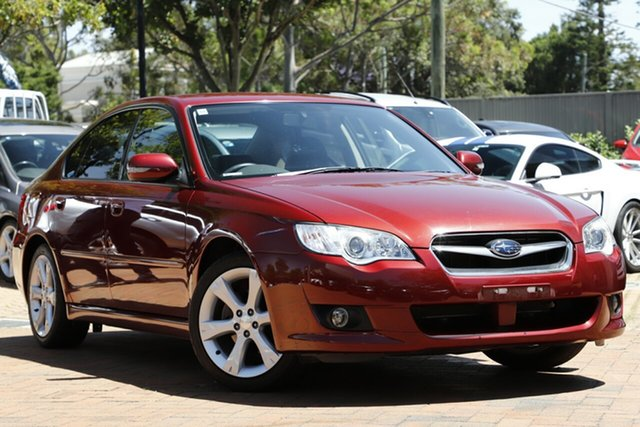 Used Subaru Liberty AWD, Artarmon, 2008 Subaru Liberty AWD Sedan