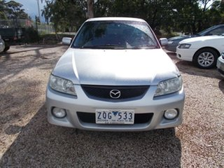 2001 Mazda 323 SP20 Hatchback.