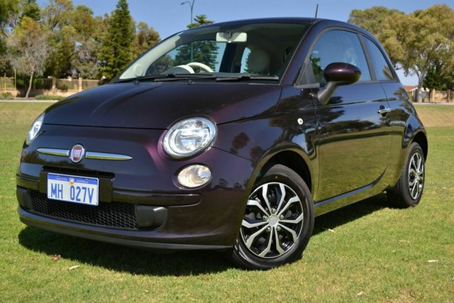 Used Fiat 500 POP, Rockingham, 2014 Fiat 500 POP Hatchback
