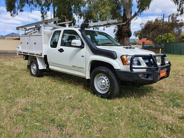 Used Holden Colorado LX (4x4), Melrose Park, 2010 Holden Colorado LX (4x4) Space Cab Chassis