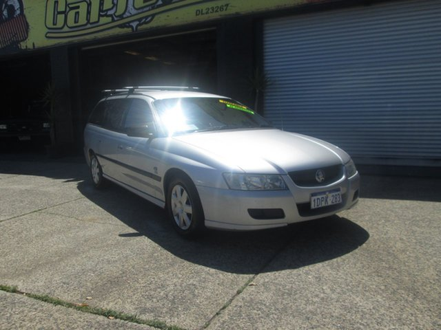 Used Holden Commodore Executive, O'Connor, 2005 Holden Commodore Executive Wagon