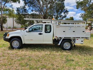 2010 Holden Colorado LX (4x4) Space Cab Chassis.
