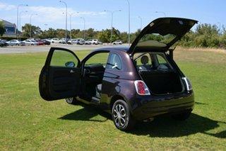 2014 Fiat 500 POP Hatchback.