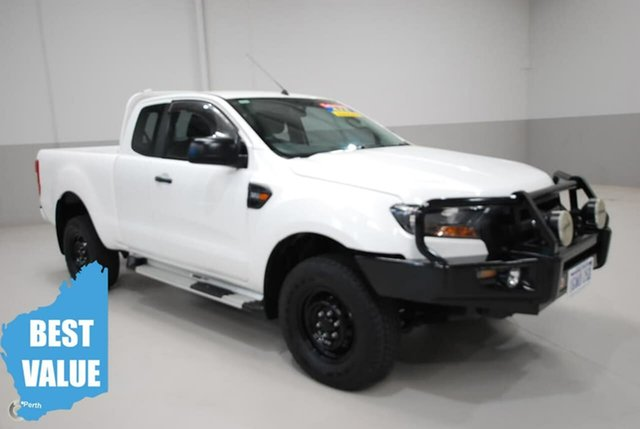 Used Ford Ranger XL Super Cab, Kenwick, 2017 Ford Ranger XL Super Cab Cab Chassis