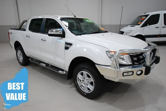 Used Ford Ranger XLT Double Cab, Kenwick, 2013 Ford Ranger XLT Double Cab Utility