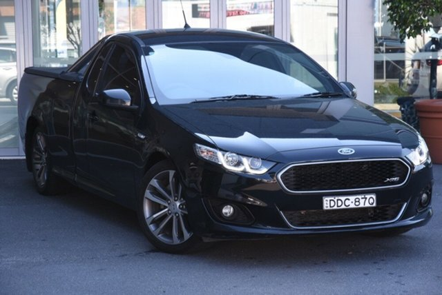 Used Ford Falcon XR6 Ute Super Cab, Narellan, 2016 Ford Falcon XR6 Ute Super Cab Utility