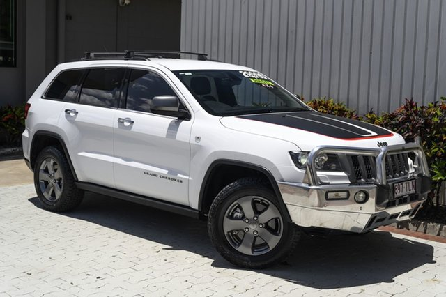 Used Jeep Grand Cherokee Trailhawk, Cairns, 2012 Jeep Grand Cherokee Trailhawk Wagon