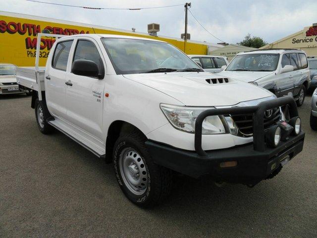 Used Toyota Hilux SR, Morphett Vale, 2015 Toyota Hilux SR Utility