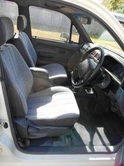 1998 Toyota Hilux Dual Cab Pick-up.