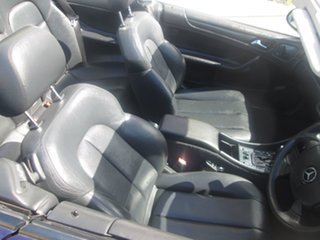 1998 Mercedes-Benz CLK320 Elegence Convertible.