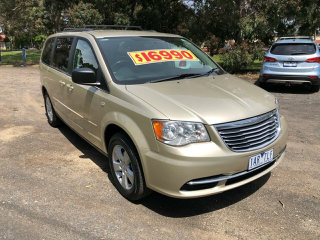 Used Chrysler Grand Voyager LX, Cranbourne, 2012 Chrysler Grand Voyager LX Wagon