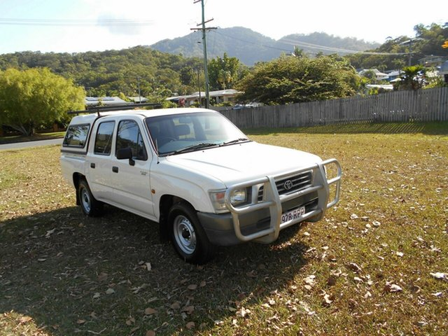 Used Toyota Hilux, Cairns, 1998 Toyota Hilux Dual Cab Pick-up