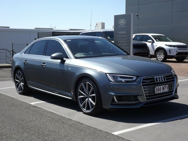 Used Audi A4 Sport S Tronic Quattro, Toowoomba, 2016 Audi A4 Sport S Tronic Quattro Sedan