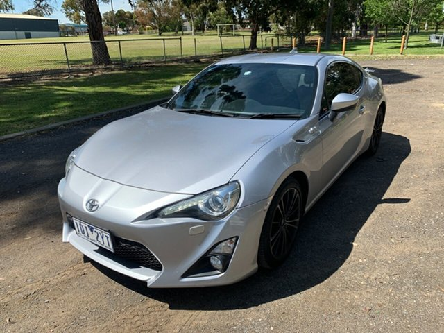Used Toyota 86 GTS, Cranbourne, 2014 Toyota 86 GTS Coupe