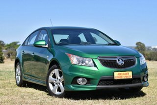 2011 Holden Cruze SRi Sedan.