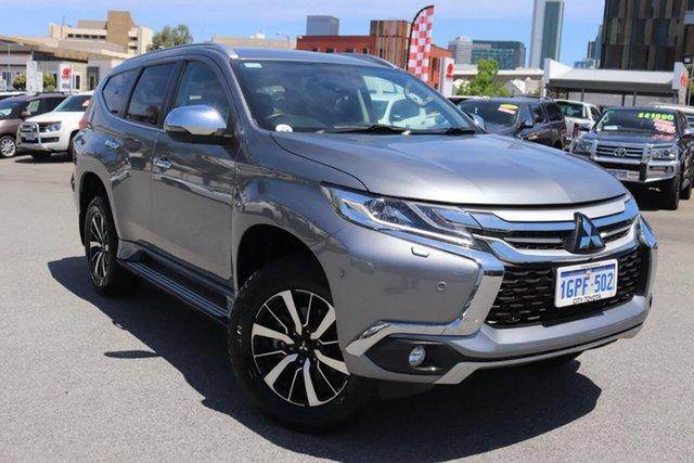 Used Mitsubishi Pajero Sport Exceed (4x4) 7 Seat, Northbridge, 2018 Mitsubishi Pajero Sport Exceed (4x4) 7 Seat Wagon