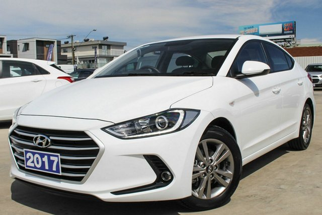 Used Hyundai Elantra Active, Coburg North, 2017 Hyundai Elantra Active Sedan