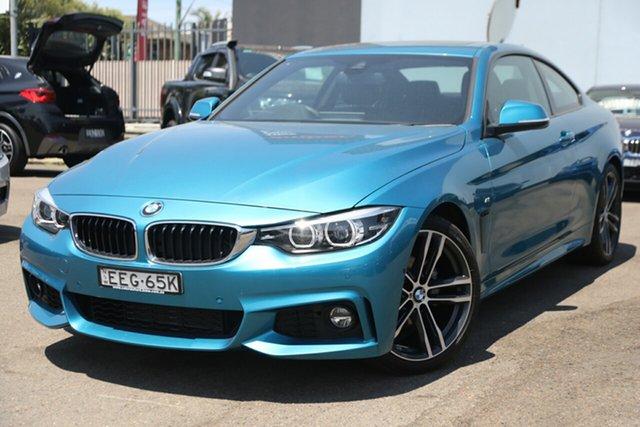 Used BMW 420i M Sport, Brookvale, 2019 BMW 420i M Sport Coupe