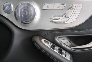 2018 Mercedes-Benz C-Class C300 9G-Tronic Cabriolet.