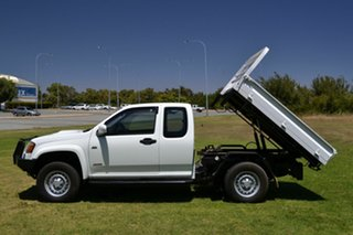 2008 Holden Colorado LX (4x4) Space Cab Chassis.