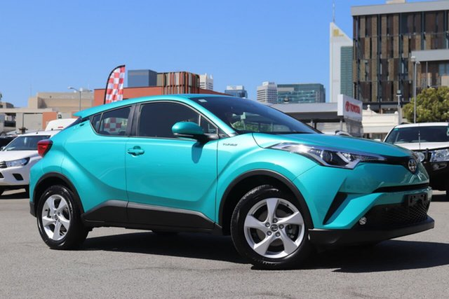 Used Toyota C-HR CHR 2WD Pet Hatch M/T Standard, Northbridge, 2018 Toyota C-HR CHR 2WD Pet Hatch M/T Standard Wagon
