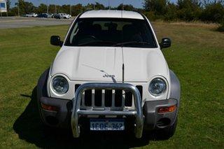 2003 Jeep Cherokee Sport (4x4) Wagon.