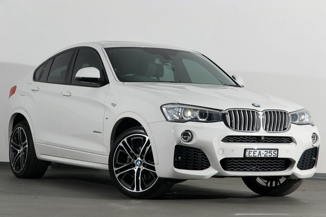 Used BMW X4 xDrive30d Coupe Steptronic, Narellan, 2015 BMW X4 xDrive30d Coupe Steptronic SUV