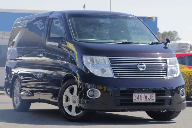 Used Nissan Elgrand Highway Star, Toowong, 2008 Nissan Elgrand Highway Star Wagon
