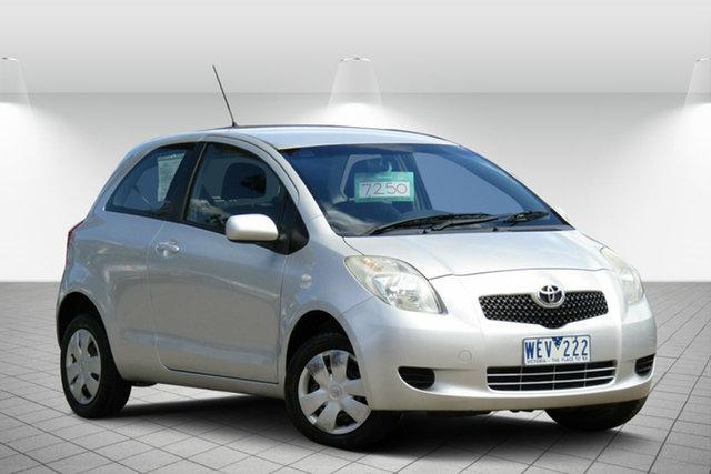 Used Toyota Yaris YR, Oakleigh, 2007 Toyota Yaris YR Hatchback
