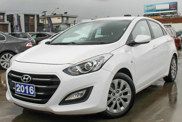 Used Hyundai i30 Active, Coburg North, 2016 Hyundai i30 Active Hatchback