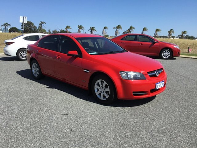 Used Holden Commodore Omega (D/Fuel), Wangara, 2009 Holden Commodore Omega (D/Fuel) Sedan
