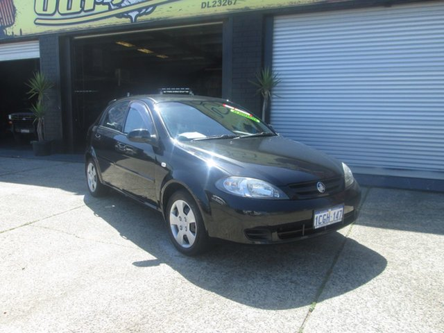 Used Holden Viva, O'Connor, 2006 Holden Viva Hatchback