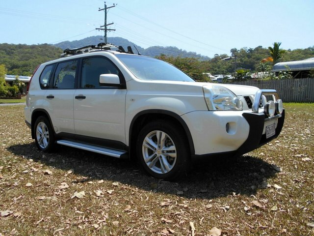 Used Nissan X-Trail ST (4x4), Cairns, 2008 Nissan X-Trail ST (4x4) Wagon