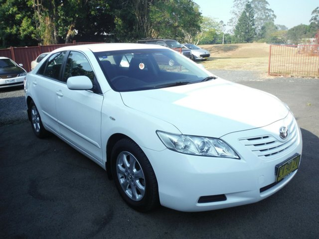 Used Toyota Camry Altise, East Lismore, 2008 Toyota Camry Altise ACV40R 07 Upgrade Sedan