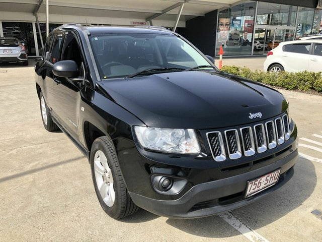 Discounted Used Jeep Compass Sport CVT Auto Stick, Yamanto, 2012 Jeep Compass Sport CVT Auto Stick Wagon
