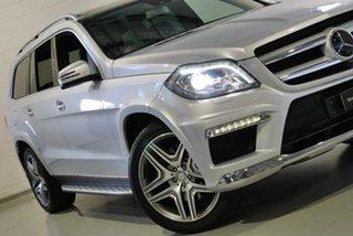 2014 Mercedes-Benz GL-Class GL500 7G-Tronic + Wagon.