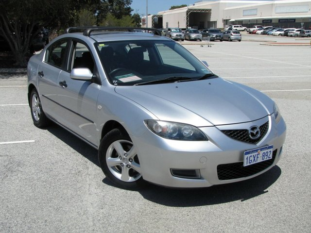 Used Mazda 3 Neo Sport, Maddington, 2008 Mazda 3 Neo Sport Sedan