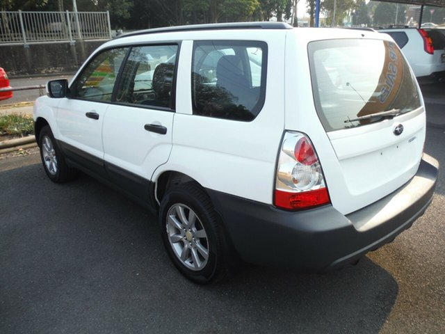 Used Subaru Forester X, East Lismore, 2007 Subaru Forester X MY07 Wagon