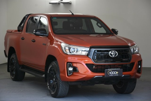 Used Toyota Hilux Rogue Double Cab, Narellan, 2018 Toyota Hilux Rogue Double Cab Utility