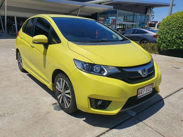 Discounted Used Honda Jazz VTi-L, Yamanto, 2015 Honda Jazz VTi-L Hatchback