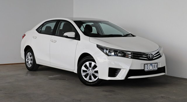 Used Toyota Corolla Ascent S-CVT, Thomastown, 2014 Toyota Corolla Ascent S-CVT Sedan