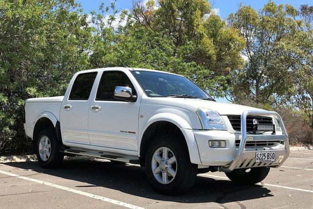 Used Holden Rodeo LT Crew Cab, Enfield, 2004 Holden Rodeo LT Crew Cab Utility