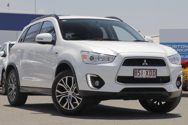 Used Mitsubishi ASX LS 2WD, Toowong, 2016 Mitsubishi ASX LS 2WD Wagon