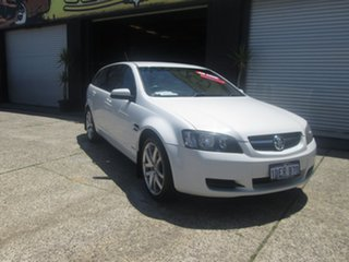 2009 Holden Commodore Omega Wagon.