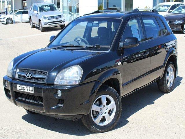 Used Hyundai Tucson City SX, Bathurst, 2007 Hyundai Tucson City SX Wagon